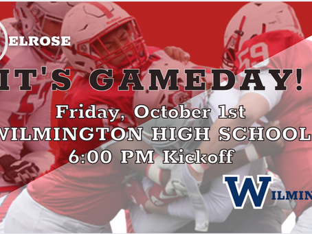 MELROSE v WILMINGTON at Wilmington! Live Feed Information and Directions to the Field.