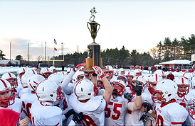 Melrose Red Raiders Thanksgiving Trophy
