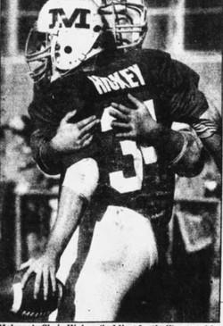 1981- Chris Hickey