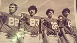 Bill Hirschfeld, Scott Crowell, John kelly John Caron 1975