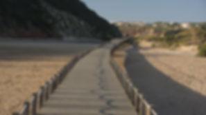 Boardwalk Salir do Porto