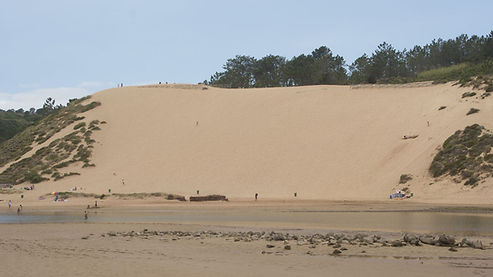 Salir do Porto Dune