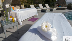 Spa services at the Fig