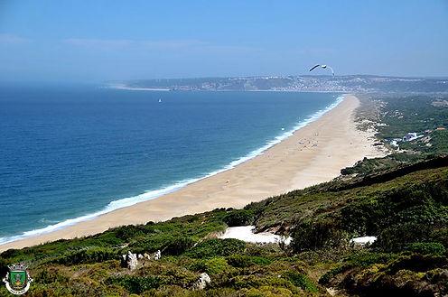 Praia dos Salgados, Salgados beach