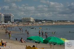 S. Martinho do Porto beach