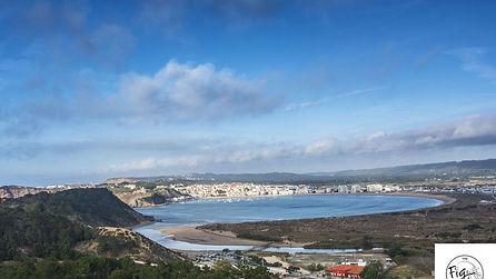 Lagos de S Martinho do Porto