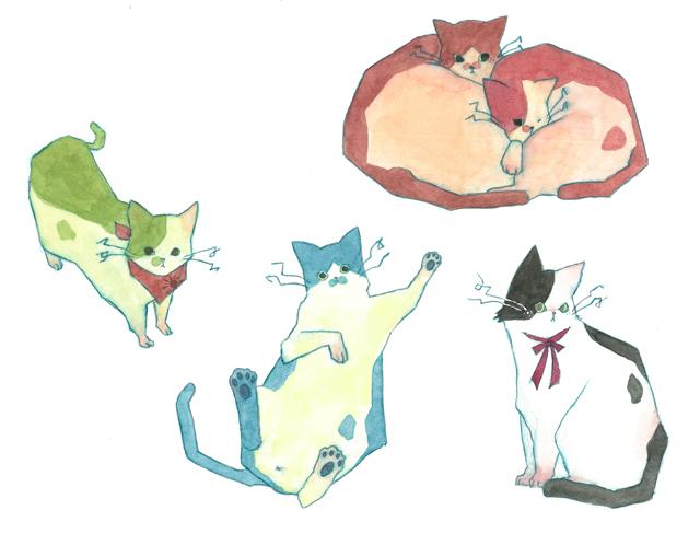 猫_カット2