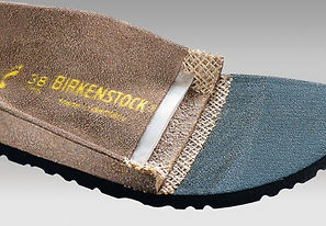 Birkenstock Soft Footbed layers Custom F
