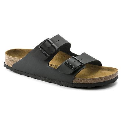 Arizona Soft Footbed Black Birko Flor