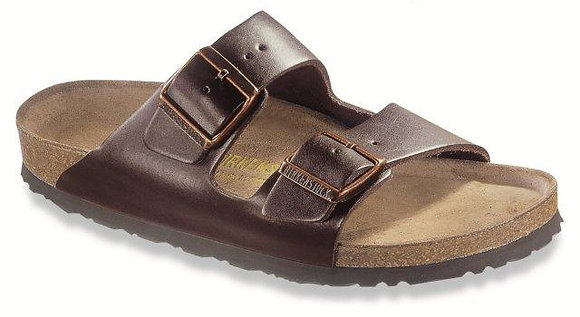Arizona Soft Footbed Brown Leather