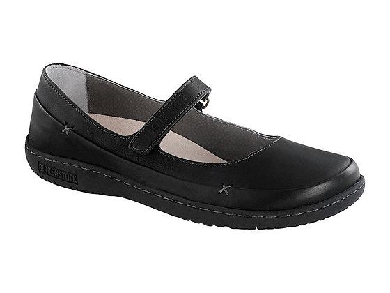 Iona Black Leather