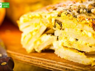 Мои любимые блюда - Алу Гауранга (Золотой картофель)