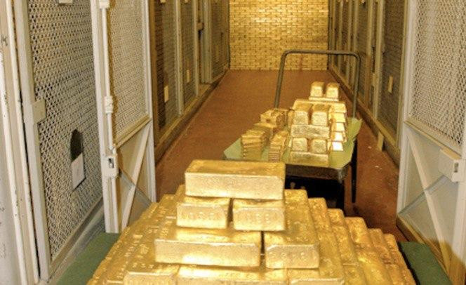 Мадагаскар  создает национальный золотой резерв