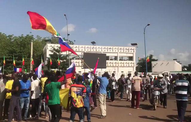 В МИД РФ назвали назначение в Мали временного президента шагом к нормализации ситуации