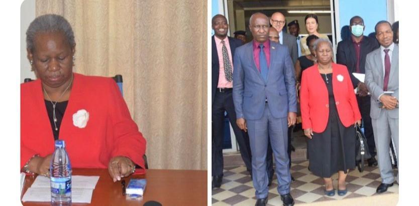 В Бурунди с понедельника находится с официальным визитом помощник Генерального секретаря ООН