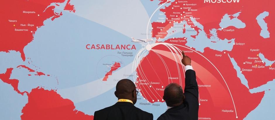 Россия выстраивает стратегию отношений с Африкой