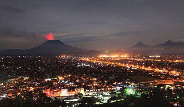 В ближайшие годы в ДР Конго может произойти извержение вулкана