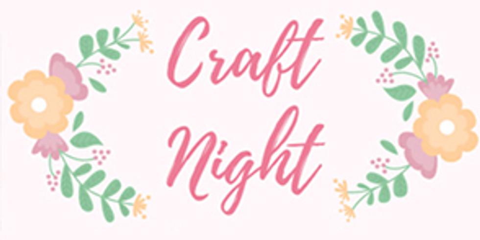 Women's Craft Night