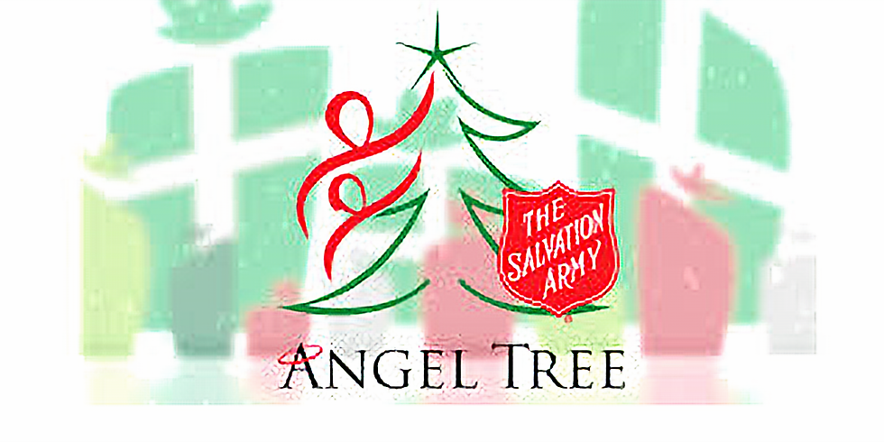 Angel Tree Gifts Due