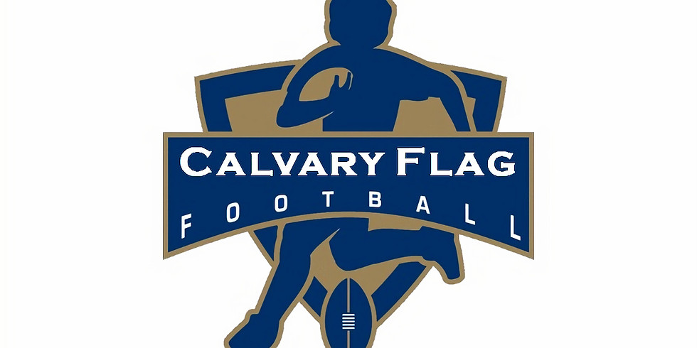 Calvary Flag Football