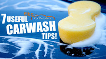 7 Useful Carwash Tips