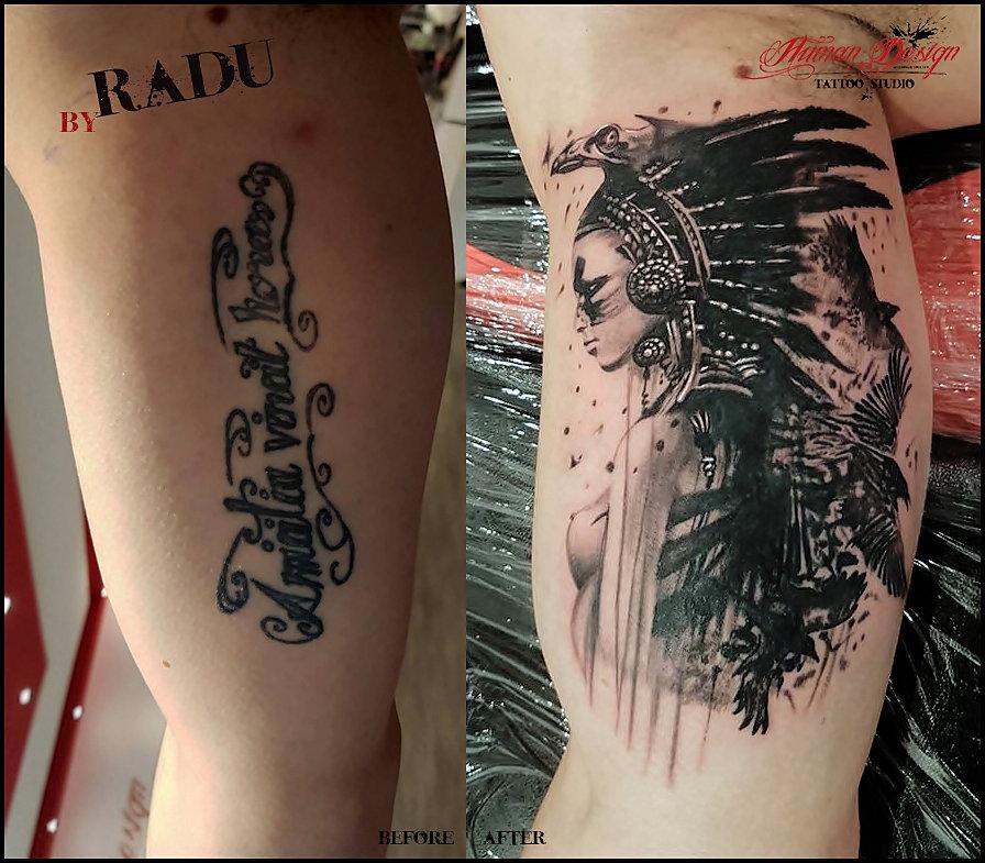 Tattoo Studio Augsburg Cover Up Tattoo Augsburg
