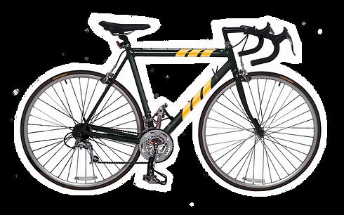 Yellow Stripes велосипед