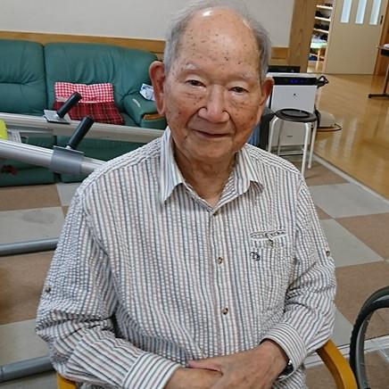 新島さん(91歳)