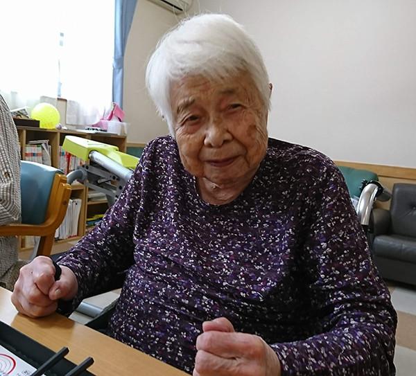 玲さん(95歳)