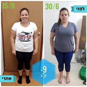 ירידה במשקל ותזונה