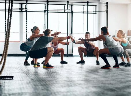 אימון בקבוצה = מוטיבציה!