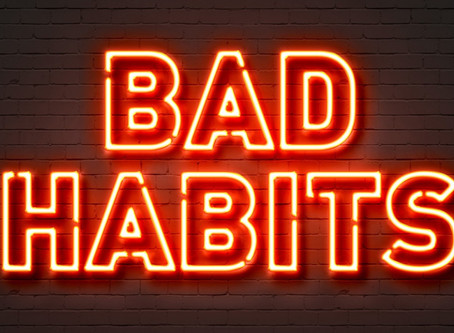 Bad Habits that mess you up!      ההרגלים הגרועים שהורסים לכם את הפיגורה ואת הכושר