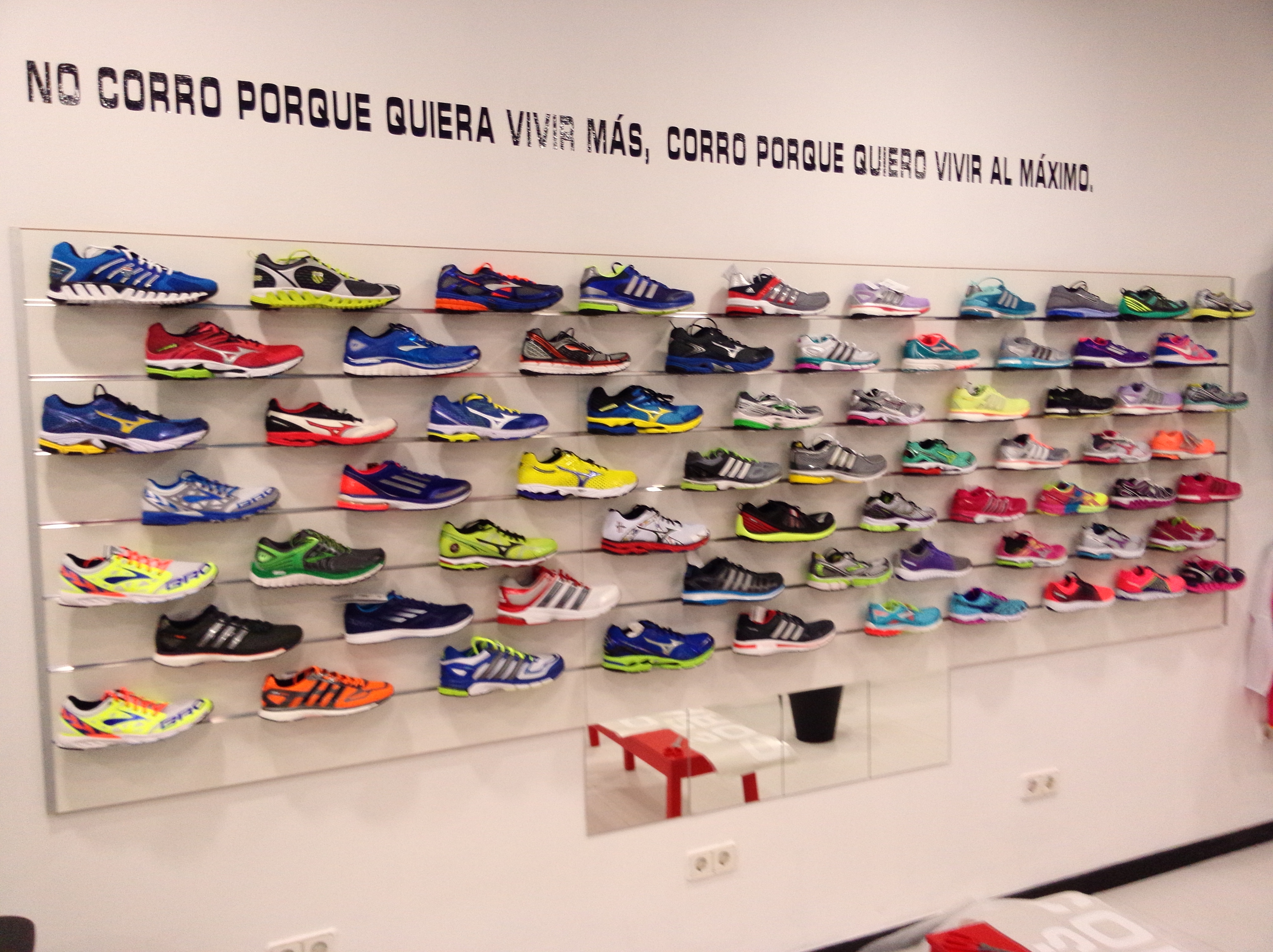 La tienda Running Bilbao