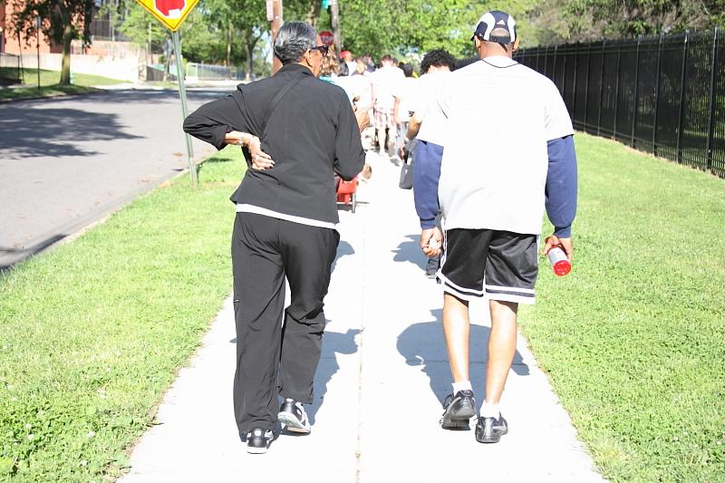 Annual Two-Mile Fun Walk