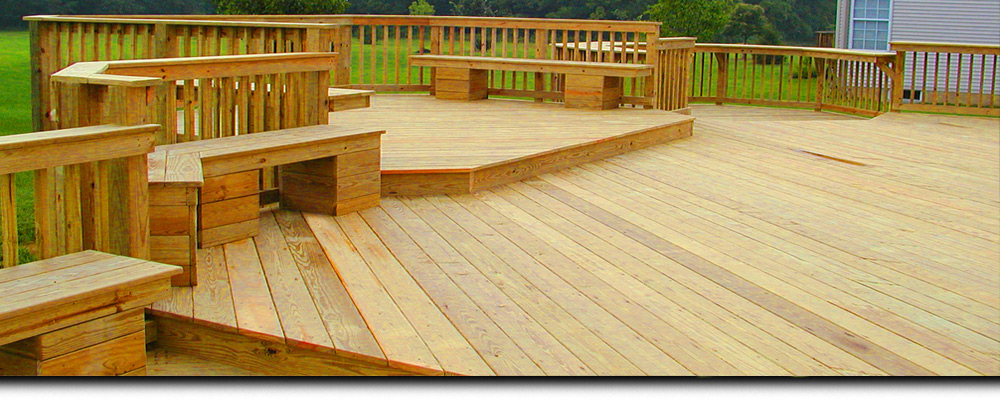 Custom Wood Deck, Macedonia Ohio by