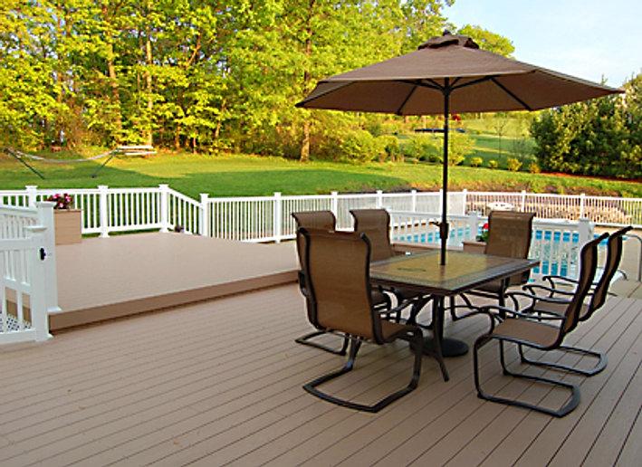 Custom Decks Northeast Ohio Yardmans Home Services Inc