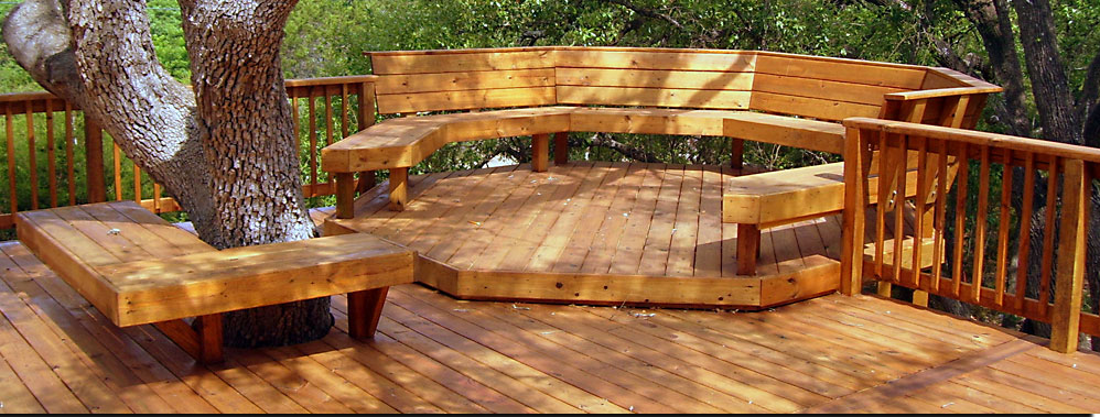 Custom Wood Deck, Hudson Ohio by Yar