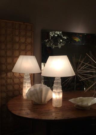 Lampe Sélénite