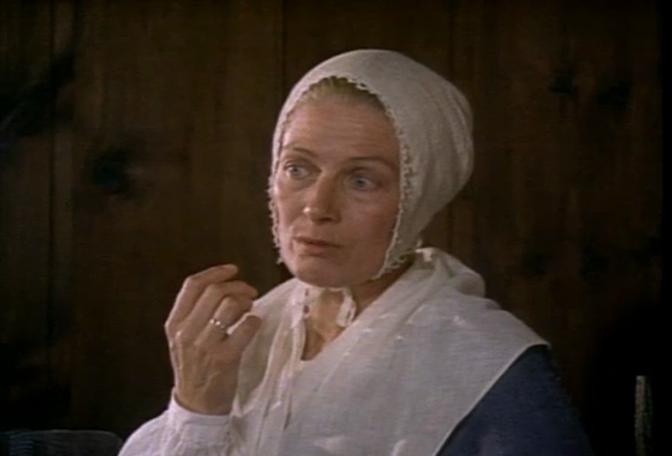 Vanessa Redgrave as Sarah Cloyce.