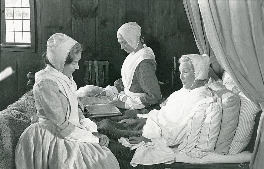 Sisters in Rebecca's chamber.jpg