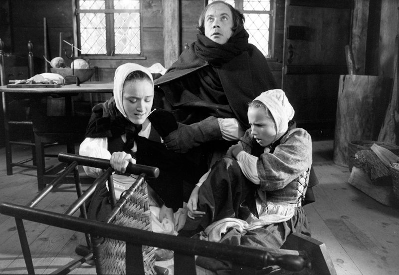 Salem Witch Trials, PBS, 1692, United States, Three Sovereigns for Sarah, Victor Pisano, American history,