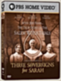 DVD - THREE SOVEREIGNS FOR SARAH (three one hour episodes).