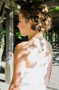 Katelyn McGinn Hair Styling