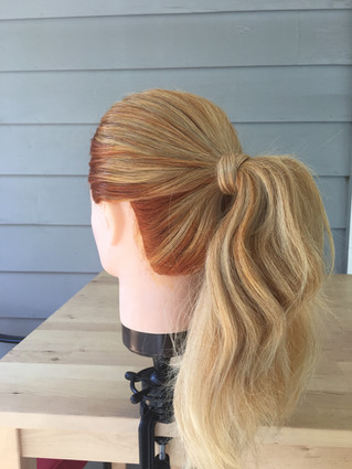 3 easy ways to wrap your ponytail
