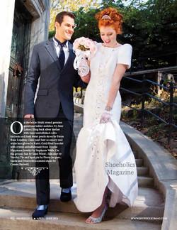 Shoeholics Magazine