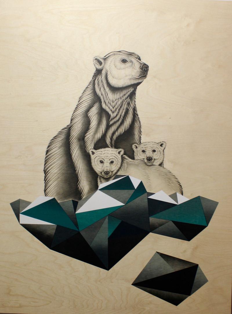 1 Less Coal Kilo-Watt, 1 More Polar Bear