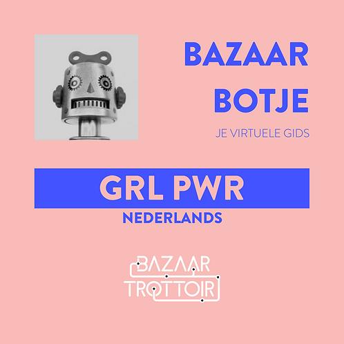 GRL PWR - Nederlands