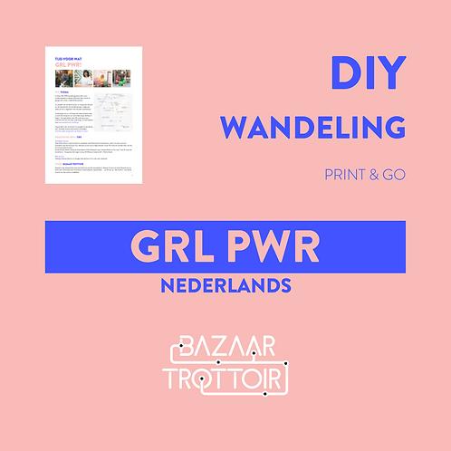 DIY | GRL PWR - NL