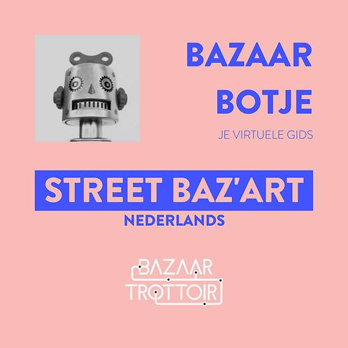 BAZAAR BOT - Rue Baz'Art