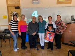 Spanish Class Visit